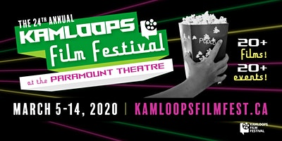 Kamloops Film Festival Passes
