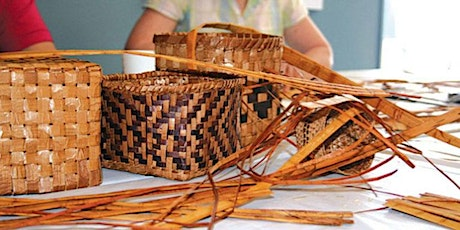 Pop-Up Studio Workshop: Basket Weaving with Jessica Silvey tickets