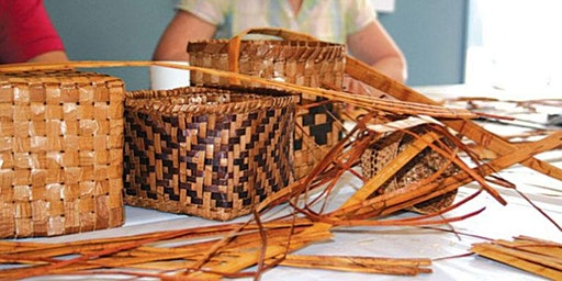 Pop-Up Studio Workshop: Basket Weaving with Jessica Silvey