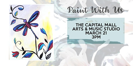 Acrylic Painting Class at The Capital Mall tickets