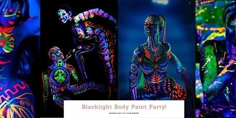 Blacklight Body Paint Party tickets