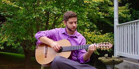 Modern and Classical Guitar with Garrett Pelland biglietti