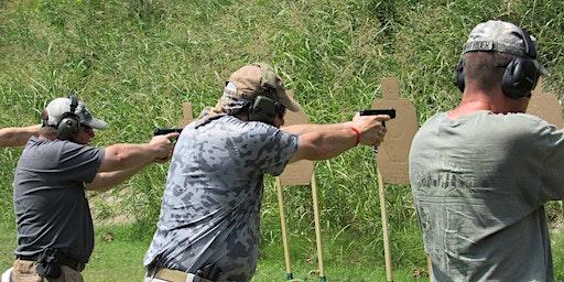 Practical Handgun I and II - Apr. 18, 2020 - Centerton, AR
