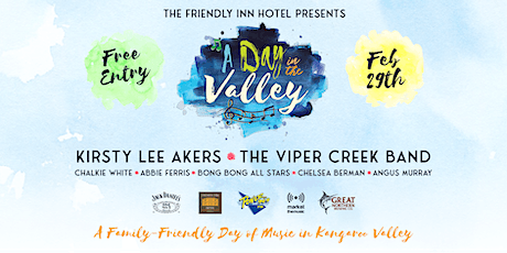 A Day In The Valley tickets