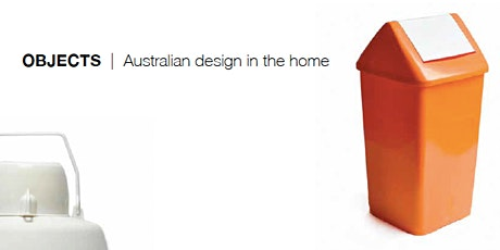 Curator Talk and Exhibition Preview  OBJECTS: Australian design in the home tickets