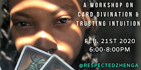 Divining With Zhenga: A Workshop on Card Divination & Trusting Intuition tickets