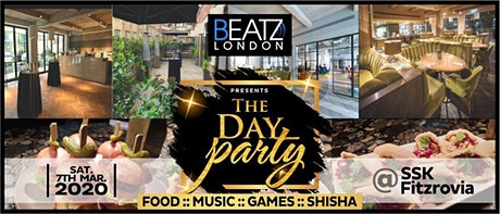 DJ SAM SUPREME @ BEATZ LONDON DAY PARTY (LAUNCH PARTY) tickets