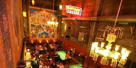 Monthly Bungalow Mixer at McMenamins tickets