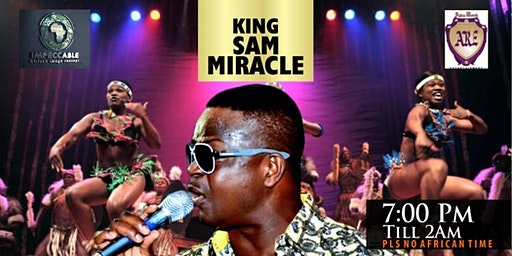 KING SAM MIRACLE LIVE CONCERT IN DFW