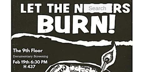 The 9th Floor: Documentary Screening tickets