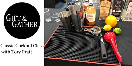 Classic Cocktail Class tickets