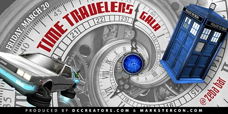 Time Travelers Gala [Washington, DC] tickets
