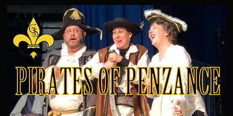 "Gilbert & Sullivan Society ""PIRATES OF PENZANCE"" At ABSOLUTE STUDIO THEATER tickets"