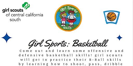 Girl Sports: Basketball - Ridgecrest