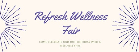Refresh Wellness Fair