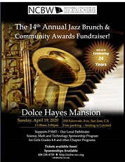 14th Annual NCBW-SVC Jazz Brunch and Community Awards Fundraiser 2020 tickets