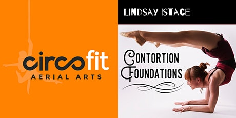 Contortion Foundations Workshop - 3h - Beginners Welcome! tickets