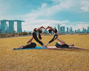 AcroYoga Speed Dating - March Edition tickets