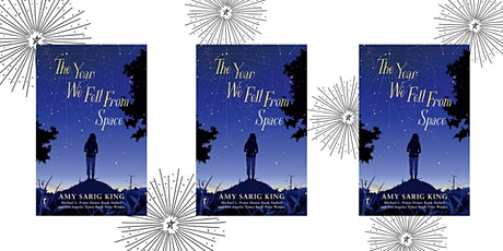 March Teen Book Club - The Year We Fell From Space tickets