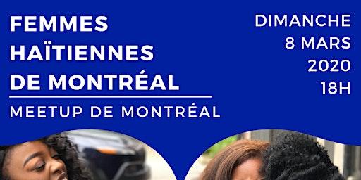 Femmes Haïtiennes de Montréal Meetup