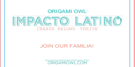 IMPACTO LATINO-Rio Grande Valley — featuring Origami Owl Guests, Bella Weems-Lambert, Founder &  Vanessa Ramos, Vice President Strategy and Leadership Development tickets