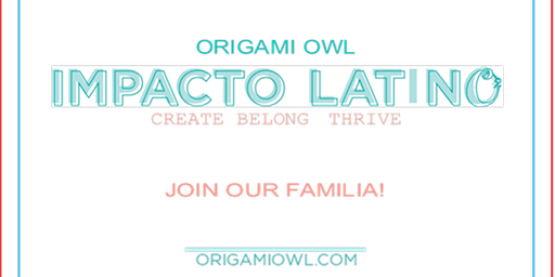 IMPACTO LATINO-Rio Grande Valley — featuring Origami Owl Guests, Bella Weems-Lambert, Founder &  Vanessa Ramos, Vice President Strategy and Leadership Development