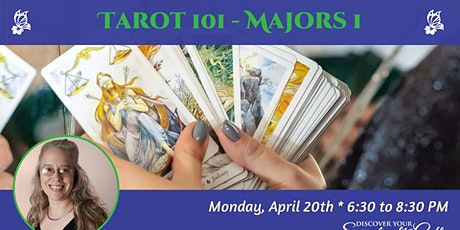 Tarot 101 Class Series: Majors 1 tickets