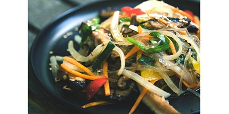 Vegan Korean Cooking with Chef Jean from Kimchee Jeanius (Oakland) (06-07-2020 starts at 5:00 PM) tickets