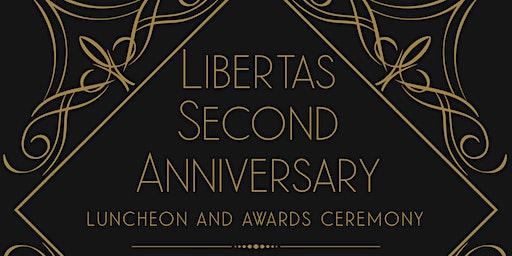 Libertas Anniversary Luncheon and Awards Ceremony