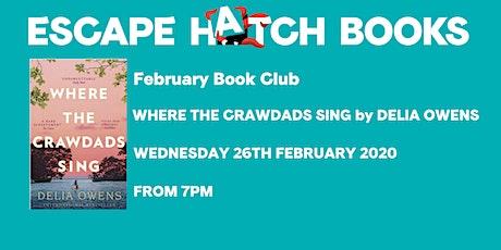 Feb Book Club tickets