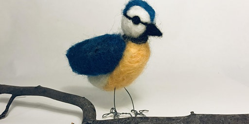 Needle Felt Workshop