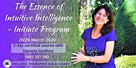 The Essence of Intuitive Intelligence - Initiate Program tickets