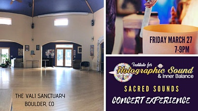The Ghandarva Experience: A Sacred Sounds Concert tickets
