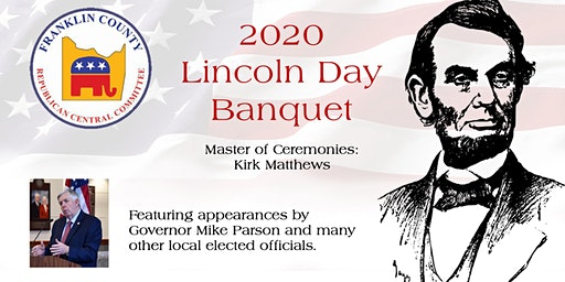 2020 Lincoln Day Banquet