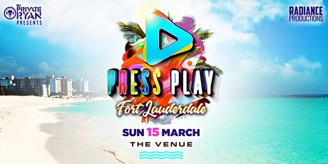Press Play Ft. Lauderdale tickets