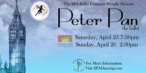 Peter Pan:  The Ballet