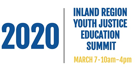 Inland Region Youth Justice Education Summit