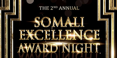 Somali Excellence Award Show 2020 tickets