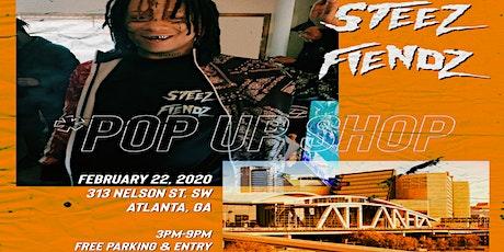 1st QUARTER POP UP SHOP tickets