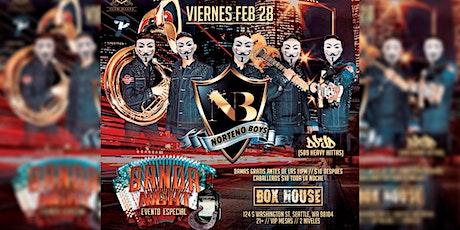 BANDA NIGHT at Boxhouse (Seattle) tickets