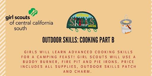 Outdoor Skills: Cooking Part B - Visalia