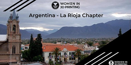 Women in 3D Printing - La Rioja chapter entradas