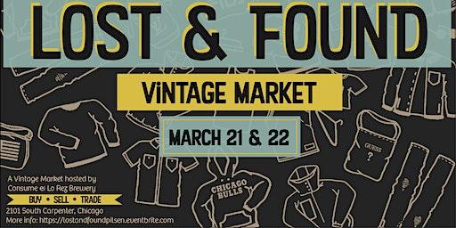 Lost & Found : Vintage Market