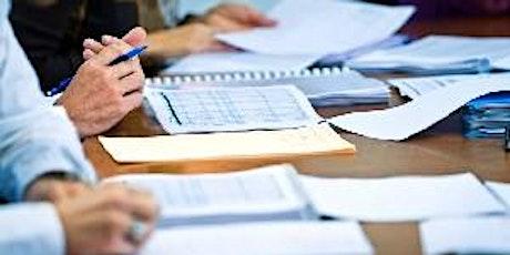 NAIC Model Audit Rule Programs Training - El Segundo, CA - CIA & CPA CPE tickets