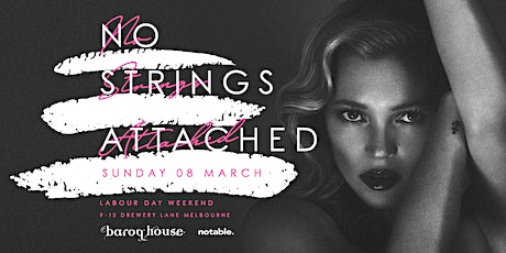 No Strings Attached  tickets