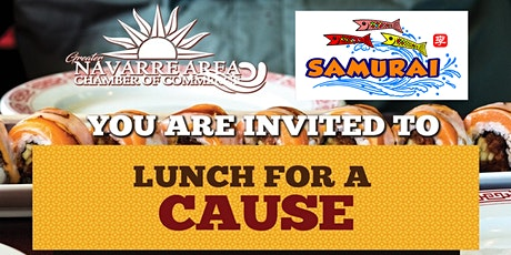 Lunch for a Cause Benefiting Healing Paws for Warriors, Inc. tickets