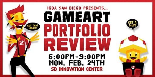 Game Art Portfolio Review