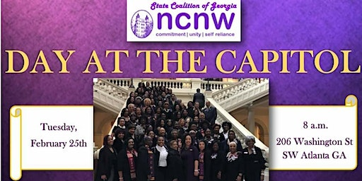 NCNW Day at the Capitol