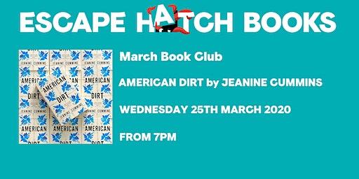 March Book Club