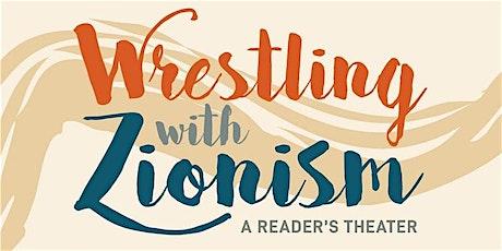 Wrestling with Zionism tickets